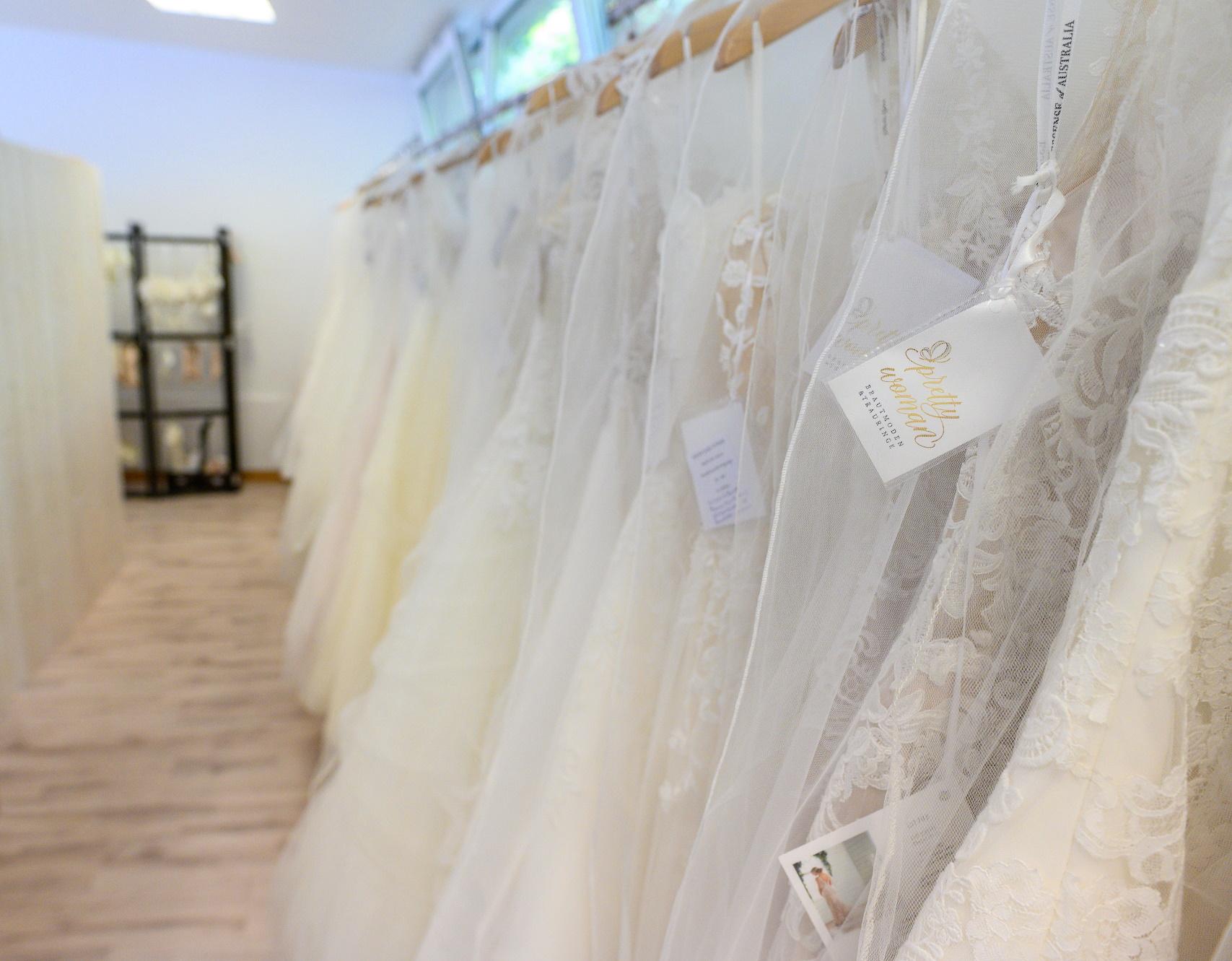 Brautkleid Enzkreis Brautmode Mühlacker